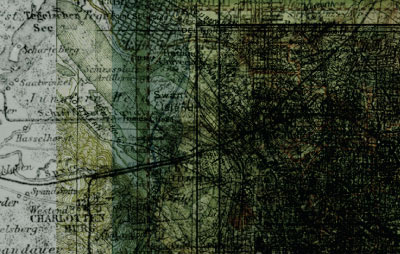 J. Hanson 'New Ruined Maps', D007